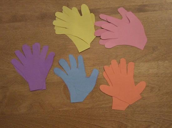 Artesanato infantil para fazer com crianças na Páscoa