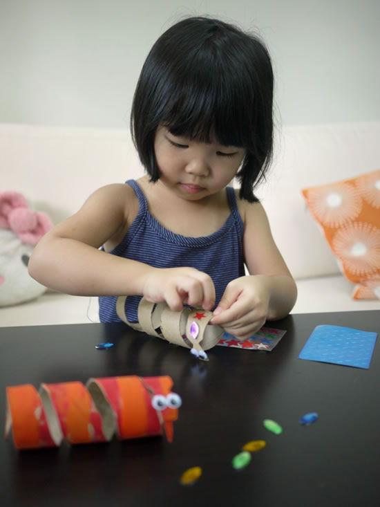 Como fazer artesanato com crianças