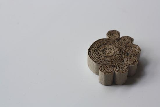 Como fazer artesanato com papelão