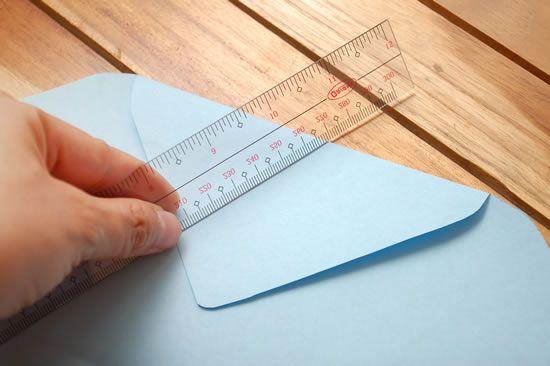 Criando um envelope passo a passo