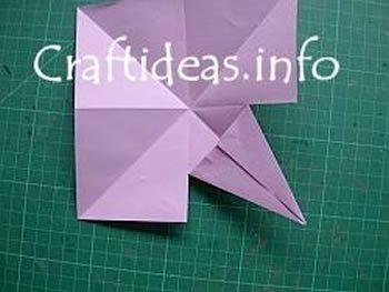 Como fazer uma estrela de papel com origami passo a passo