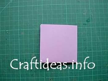 Como fazer uma estrela de origami passo a passo