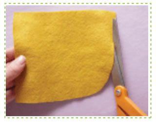 Como fazer artesanato com feltro