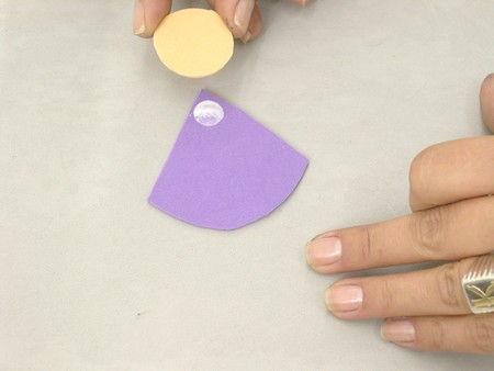 Como fazer artesanato com EVA - Anjinhos