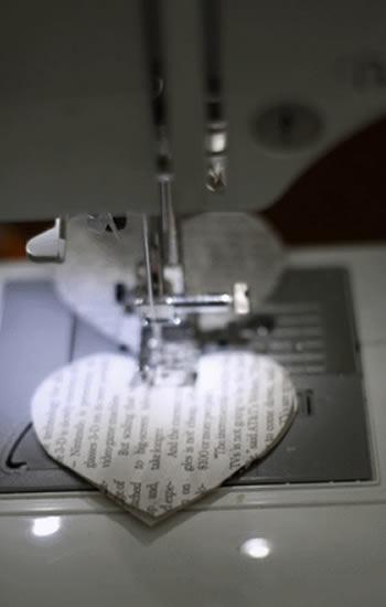 Decoração com reciclagem de jornal passo a passo