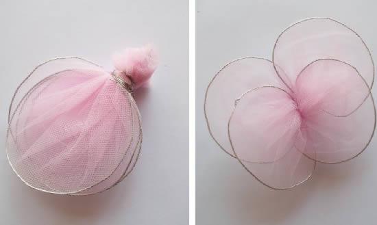 Como fazer borboleta artesanal