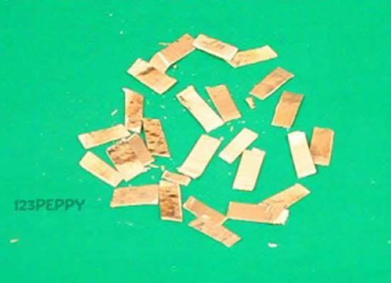 Criando artesanato com palitos de picolé