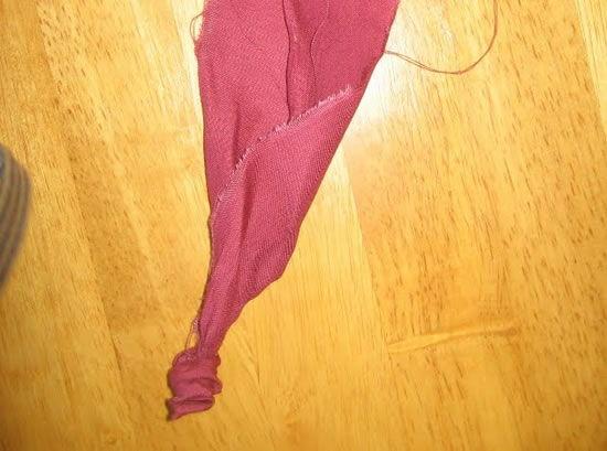 Como criar uma flor de tecido