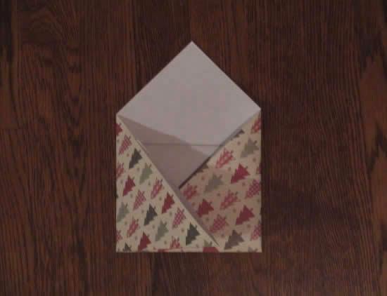 Faça você mesma o seu envelope
