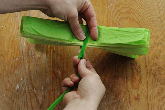 Como fazer flor de seda passo a passo