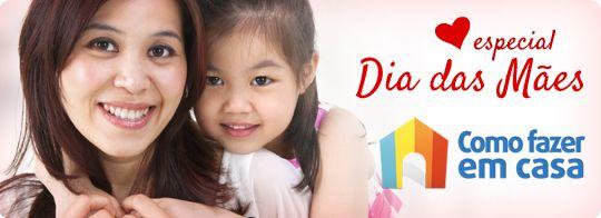 Dia das Mães especial de presentes artesanais