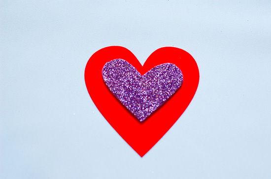 Coração sendo criado