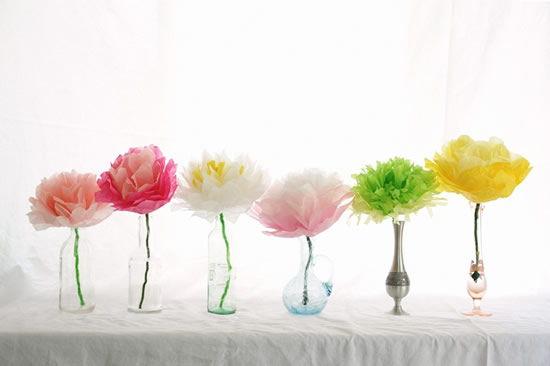 Vasinho de flores passo a passo