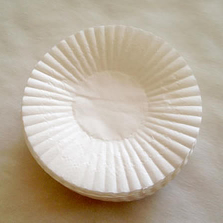 Forminhas de papel para artesanato