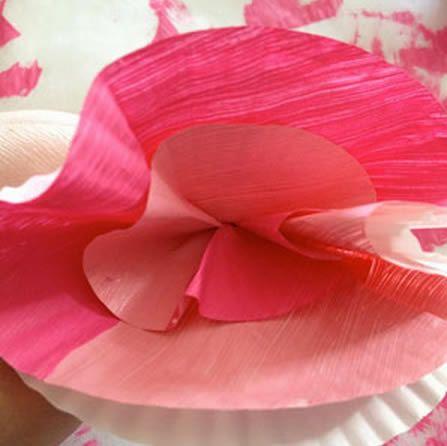 Como fazer decoração com forminhas de doces