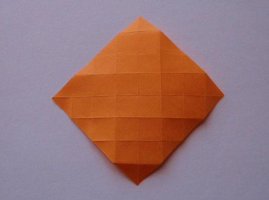Como criar uma caixinha de origami