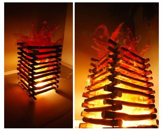 decoracao de interiores sao joao da madeira:vai aprender a criar uma fogueira de mentirinha para fazer parte da