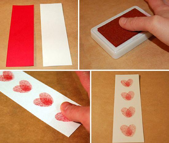 Criando o marcador de papel passo a passo