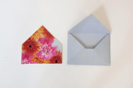 Como fazer cartão decorado passo a passo