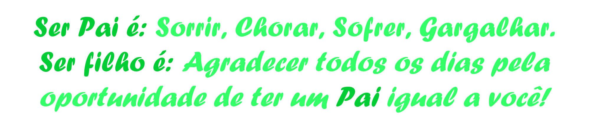 Frases E Moldes Para Camisetas E Cartões Do Dia Dos Pais