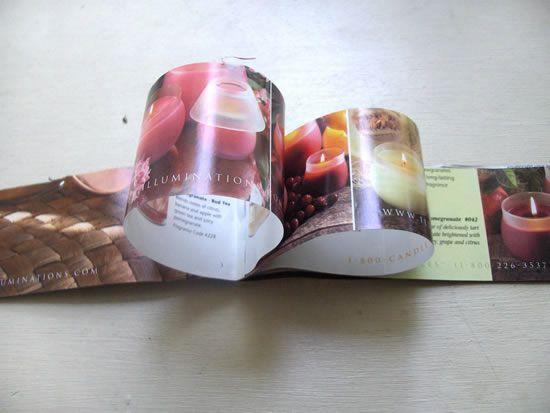 Passo a passo de artesanato com revistas recicladas