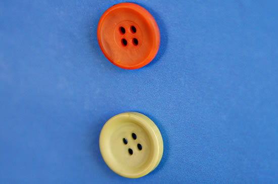 Botões para decorar artesanato