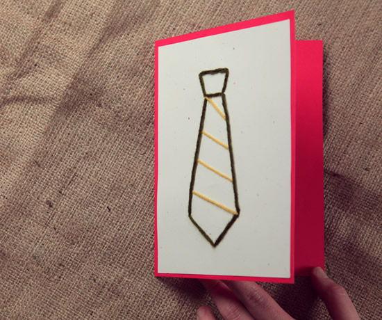 Como fazer cartão criativo para o Dia dos Pais