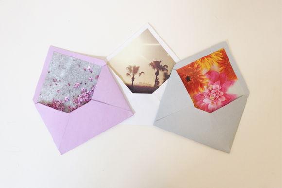Envelope para cartão passo a passo