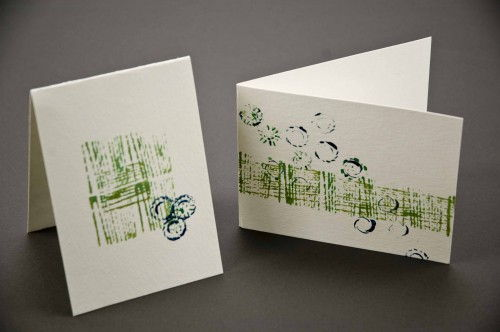 Cartão artesanal passo a passo
