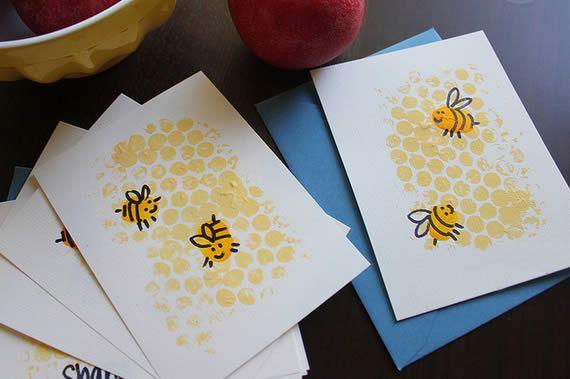Cartão artesanal criativo passo a passo