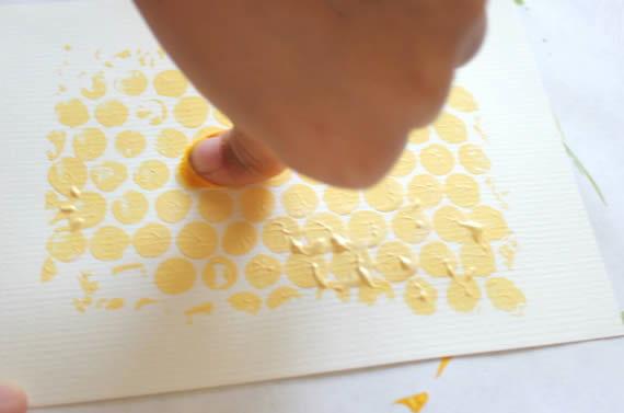 Criando o cartão artesanal