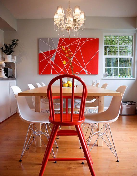 Aprenda como criar um lindo quadro de decoração para a casa