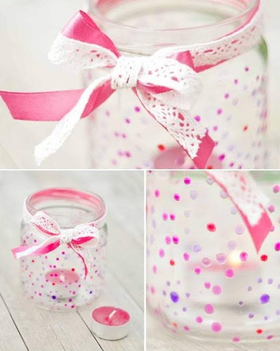 Fita de tecido para compor a decoração de chá de bebê