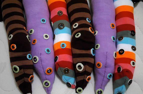 Tentáculos de tecido