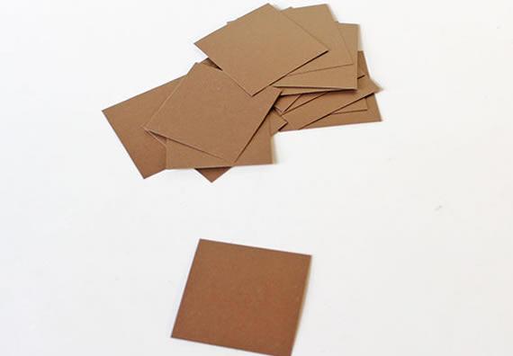 Artesanato com papel passo a passo