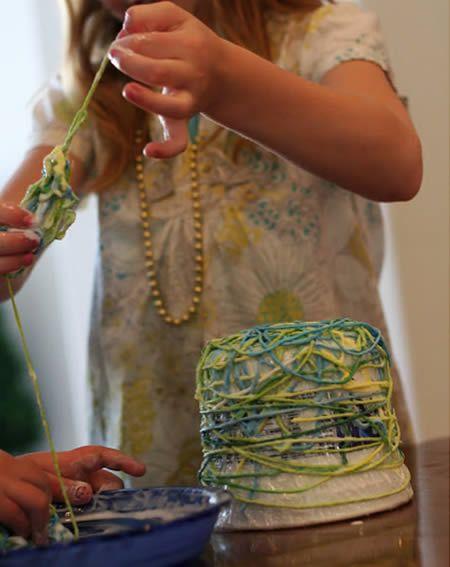 Criando o potinho artesanal passo a passo