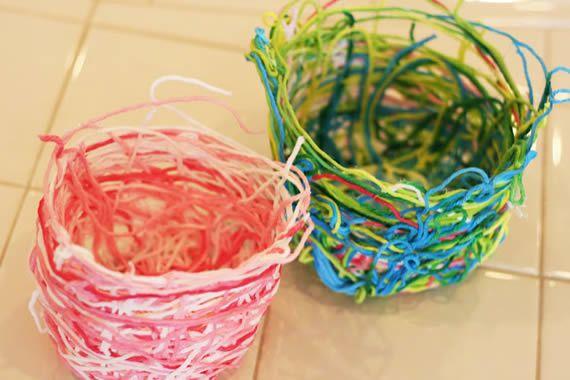 Potinhos artesanais para decorar a casa