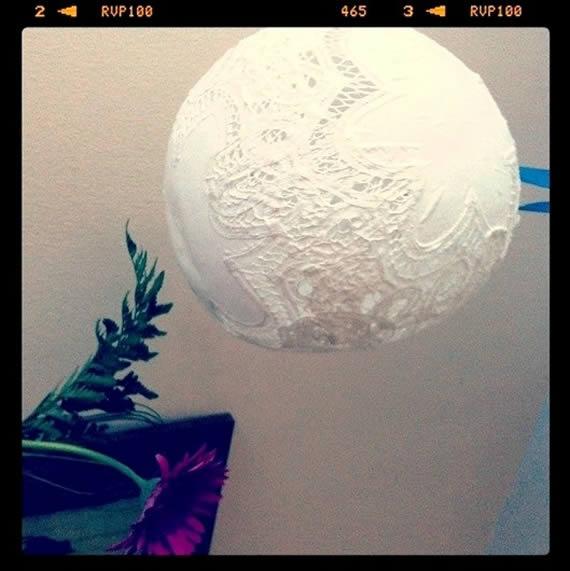 Bola de toalhinhas de crochê passo a passo para decoração