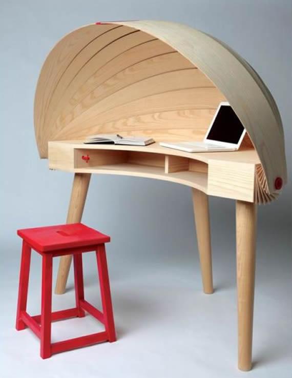 Móvel criativo para home-office