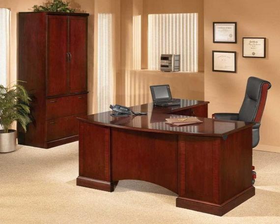 Móveis para decoração de escritório - Clássico