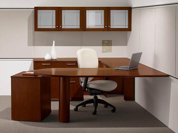 Móveis clássicos para escritório
