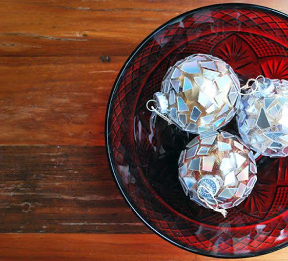 Bolas de Natal personalizadas para enfeitar Árvore de Natal