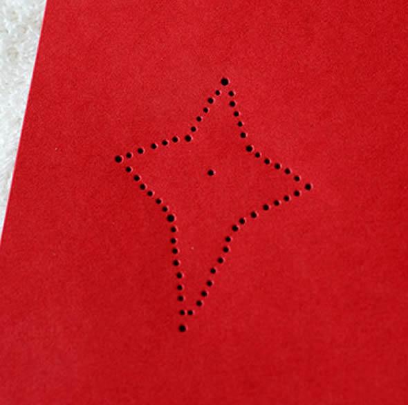 Papel cartão para confeccionar Cartão de Natal personalizado