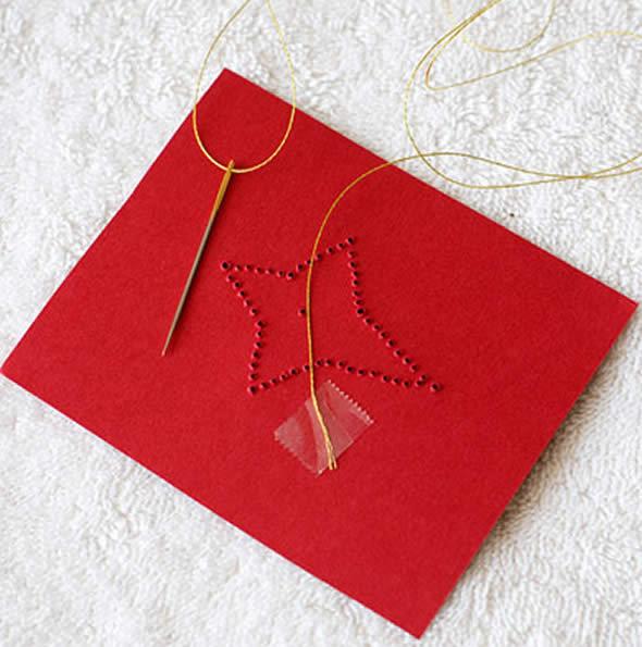 Criando cartão personalizado para o Natal
