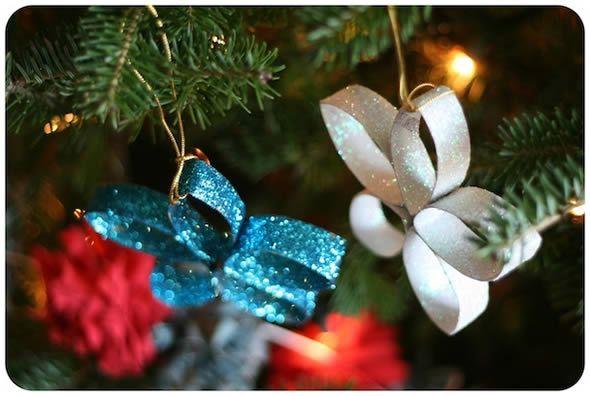 Como fazer enfeites legais para a Árvore de Natal