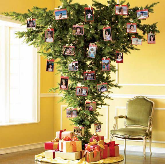Árvore de Natal diferente para o Signo de Escorpião