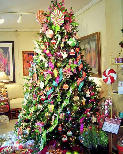 Ideia para Árvore de Natal bem divertida