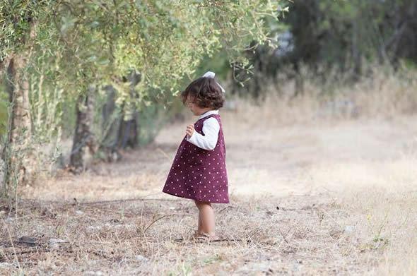 Criança linda - Menina