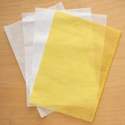 Papel seda para fazer porta guardanapos