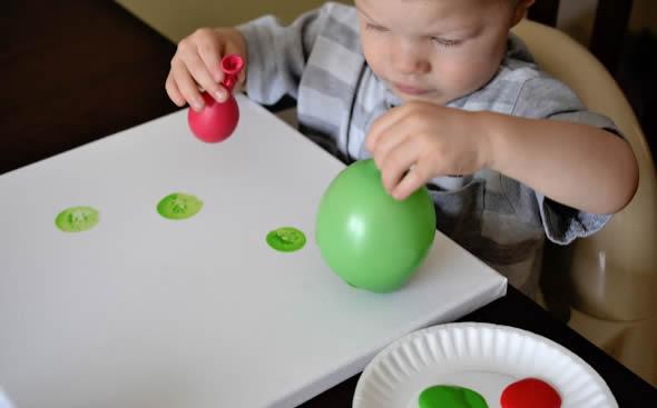 Criando a arte infantil